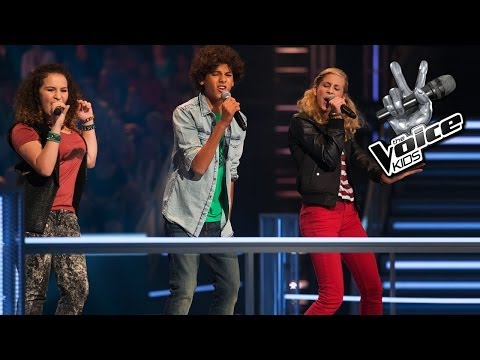 Emmy vs. Pim vs. Merle - Love Me Again (The Voice Kids 2014: The Battle)