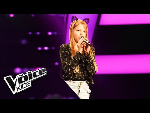 Nova – Strong | The Voice Kids 2018 | The Blind Auditions