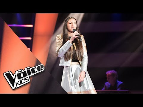 Blieta – Be My Baby | The Voice Kids 2018 | The Blind Auditions