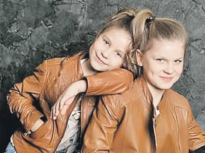 Каймаковы Софья и Елизавета