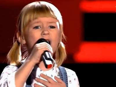 виду что пела в финале голоса ярослава дегтярева обычное
