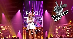 Robin – A Man's World (The Voice Kids 2015: Finale)