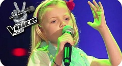 Part of Your World - Disney's The Little Mermaid (Linnea) | The Voice Kids 2015 | Blind Audition |
