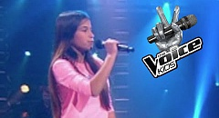 Kim – Roar | The Voice Kids 2016 | The Blind Auditions