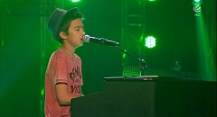 Lukas The Voice Kids Germany 2016