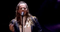 Ida Louise synger: James Brown – 'This is a man's world' - Voice / Junior Kvartfinale