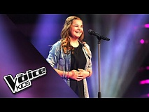 Emma – Hello | The Voice Kids 2018 | The Blind Auditions