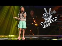 Samantha – Morgen | The Voice Kids 2017 | The Blind Auditions