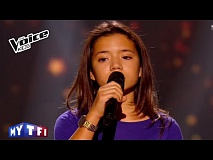 The Voice Kids 2016 | Maha – Out here on my own (Irene Cara) | Blind Audition