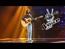 Evy - The One That Got Away | The Voice Kids 2017 | The Blind Auditions