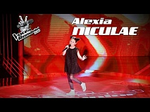 Alexia Nicuale - Evil Like Me | Auditiile pe nevazute | VRJ 2017