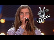 Emanuela - Don't You Remember (The Voice Kids 2015: The Blind Auditions)