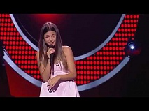Bárbara Bandeira - One Night Only - The Voice Kids