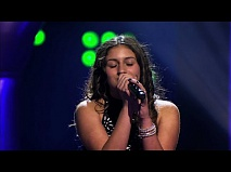 Anna – 'Nobody's Perfect' | Blind Audition | The Voice Kids | VTM